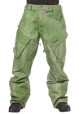 VOLCOM Tradition Pant 2012 lime paint
