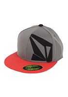 VOLCOM Transfix Jfit Flexfit Cap drip red europe