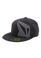 VOLCOM Transfix Jfit Flexfit Cap tinted black