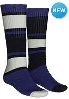 VOLCOM Tube Stripe Socks ultramarine