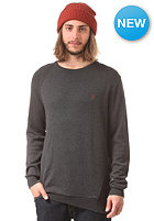 VOLCOM Understated II Knit Sweat heather black