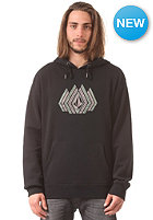 VOLCOM Upside Hooded Fleece Sweat black