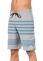 VOLCOM V4S Heather Stripe Shorts Heathergrey
