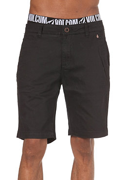 VOLCOM Vapato Slim Chino Shorts black