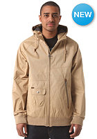 VOLCOM Venom Mix Summer Jacket dark khaki