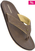 VOLCOM Veracruz Creedlers brown