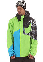 VOLCOM Versed Ins Jacket lime