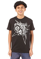 VOLCOM VillopotTo S/S T-Shirt black