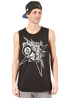 VOLCOM Villopotto Tank Top black