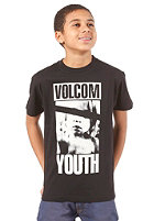 VOLCOM Volcom Youth S/S T-Shirt black