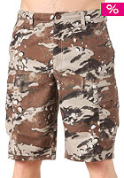 VOLCOM Volcommando ChIno Short dark khaki