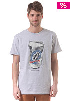 VOLCOM Wasted Youth S/S T-Shirt heather grey