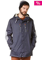 VOLCOM Waxed Insulated Jacket navy