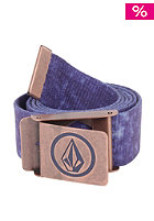VOLCOM Web 2.0 Belt denim