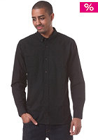 VOLCOM Weirdoh Oxford L/S Shirt black