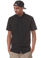 VOLCOM Weirdoh Oxford S/S Shirt black
