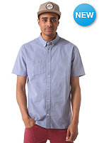 VOLCOM Weirdoh Oxford S/S Shirt stormy blue