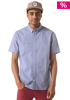 Weirdoh Oxford S/S Shirt stormy blue