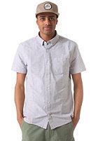 VOLCOM Weirdoh Oxford Stripe S/S Shirt sparrow