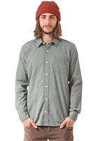 VOLCOM Weirdoh Solid L/S Shirt jungle green