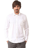 VOLCOM Weirdoh Solid L/S Shirt white