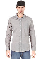 VOLCOM Why Factor Eoe L/S Shirt pewter