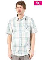 VOLCOM Why Factor Plaid S/S Shirt light yellow