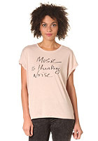 VOLCOM Womens A Dream Of Her S/S Top rose