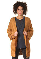 VOLCOM Womens Acid Rip Cardigan brown/khaki