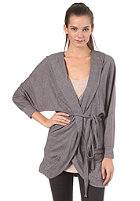 VOLCOM Womens Adawehi Cardigan Sweat dark grey