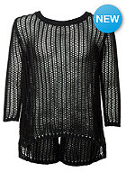 VOLCOM Womens All Meshed Up Sweat black