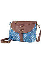 VOLCOM Womens Armed N Ready Crossbody Bag denim