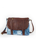 VOLCOM Womens Armed N Ready Shoulder Bag denim