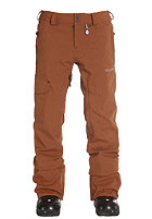 VOLCOM Womens Barrel Pant burnt sienna
