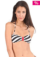 VOLCOM Womens Be Bold Bandeau Bikini Top stripe