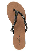 VOLCOM Womens Beach Party Sandal black