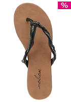 Womens Beach Party Sandal black