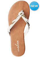 VOLCOM Womens Beach Party Sandal cream