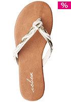 VOLCOM Womens Beach Party Sandal cream