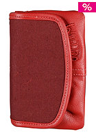VOLCOM Womens Blockhead Wallet 2013 rusty red