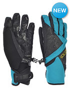 VOLCOM Womens Bracket Gloves teal