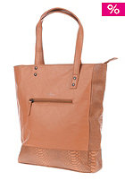 VOLCOM Womens Carry On Tote chestnut brown europe