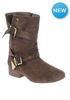 VOLCOM Womens Chic Flick dark brown
