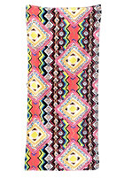 VOLCOM Womens City Lights Towel electric coral