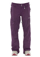VOLCOM Womens Elko Pant deep purple