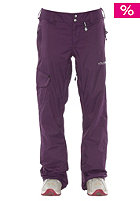 Womens Elko Pant deep purple