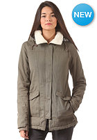 VOLCOM Womens Faded Parka military