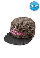 VOLCOM Womens Far City Snapback Cap black