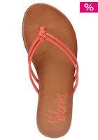 VOLCOM Womens Forever Sandal red