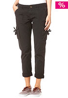 VOLCOM Womens Frequency Fan Cargo Pant black